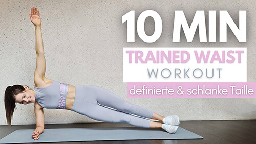 10 MIN Schlanke, definierte Taille Workout(1)