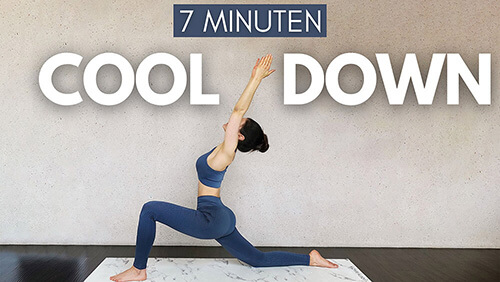 7 Minuten Cool Down – Cool Down nach dem Workout – Dehnen nach dem Workout(1)
