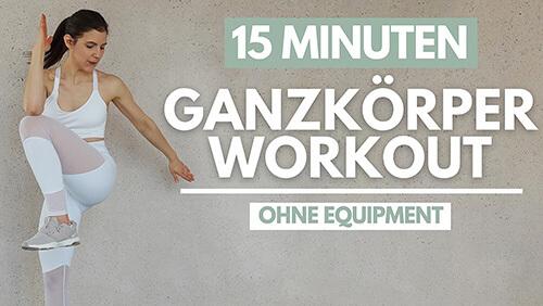 Fitness Workout für Zuhause – Fitness Workout für Zuhause ohne Springen – Fitness Workout – Fitness Workout für Zuhause für Anfänger – Tina Halder – Tina.Fitness