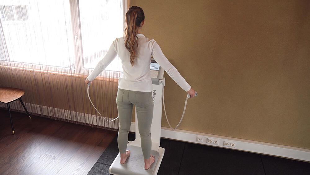 Tina-Halder Körperanalyse