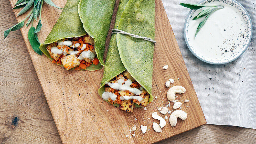 gesunde wraps – tina-halder