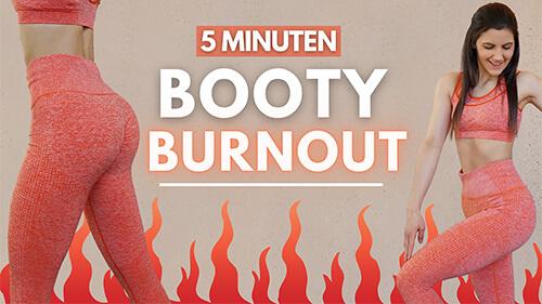 tina-halder 5 MIN Booty Burnout